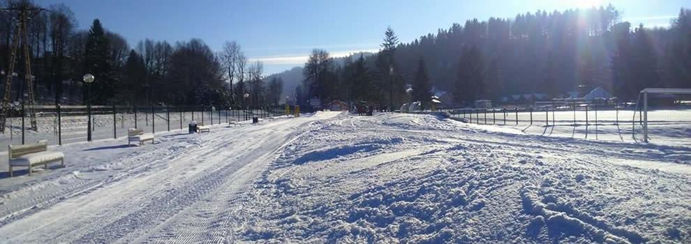 Wypożyczalnia nart biegowych JONIDŁO